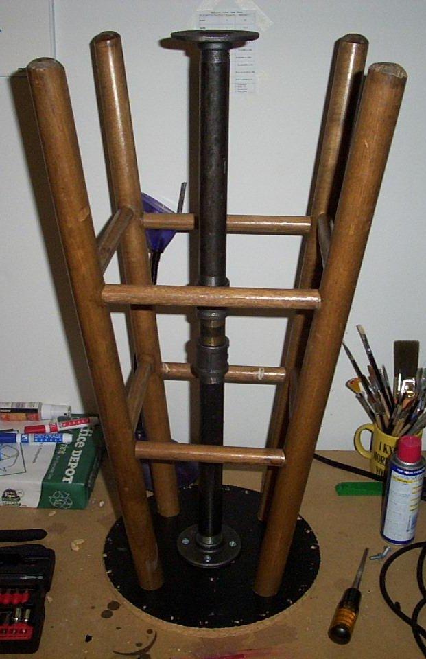 Enjoyable Reinforcing A Stool Short Links Chair Design For Home Short Linksinfo